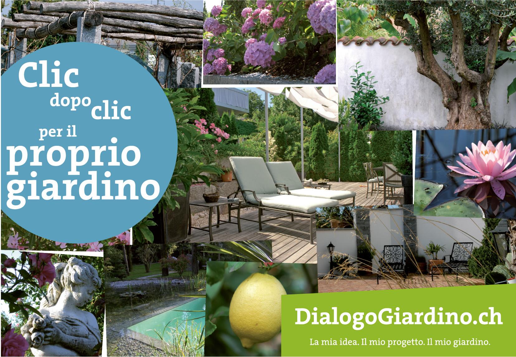 Clic dopo clic per il proprio giardino - dialogogiardino.ch